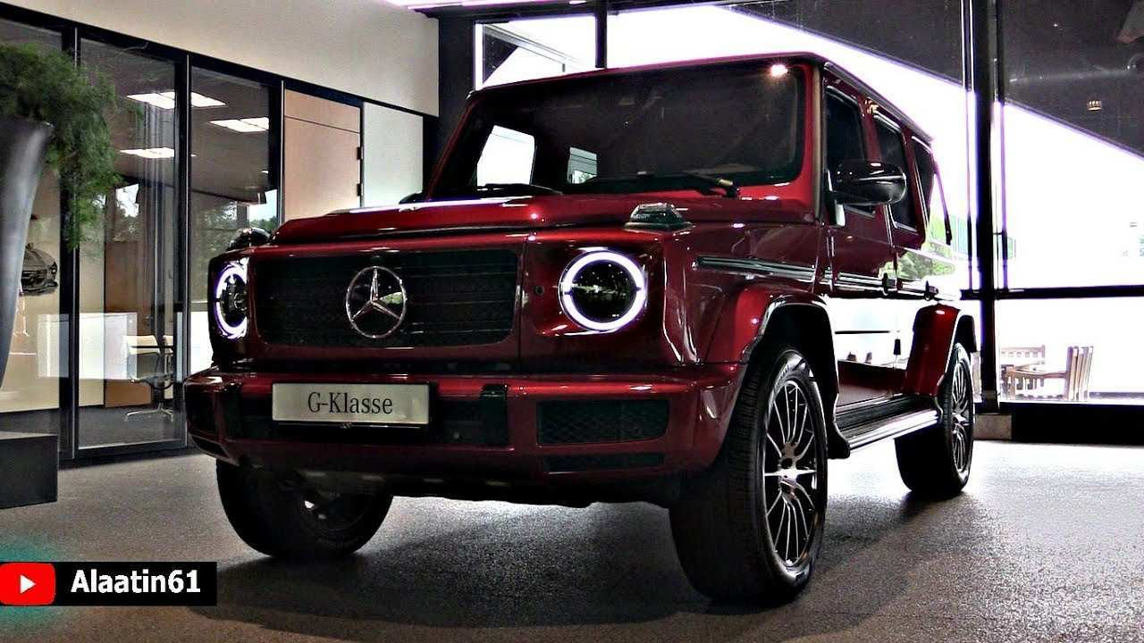 96 The Mercedes G Class 2019 Youtube Review And Price Pricing by Mercedes G Class 2019 Youtube Review And Price