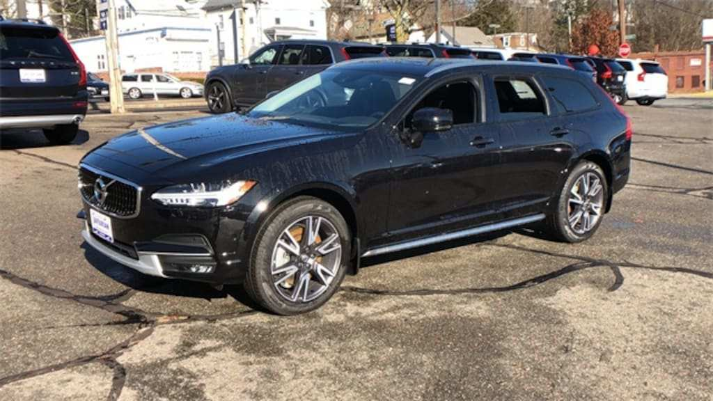 96 The New Volvo 2019 V90 Cross Country Overview And Price Wallpaper for New Volvo 2019 V90 Cross Country Overview And Price