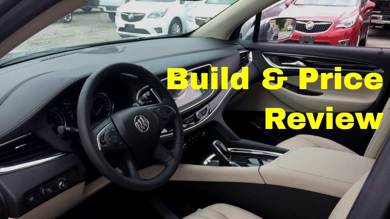 96 The The 2019 Buick Enclave Wheelbase Review Spesification with The 2019 Buick Enclave Wheelbase Review