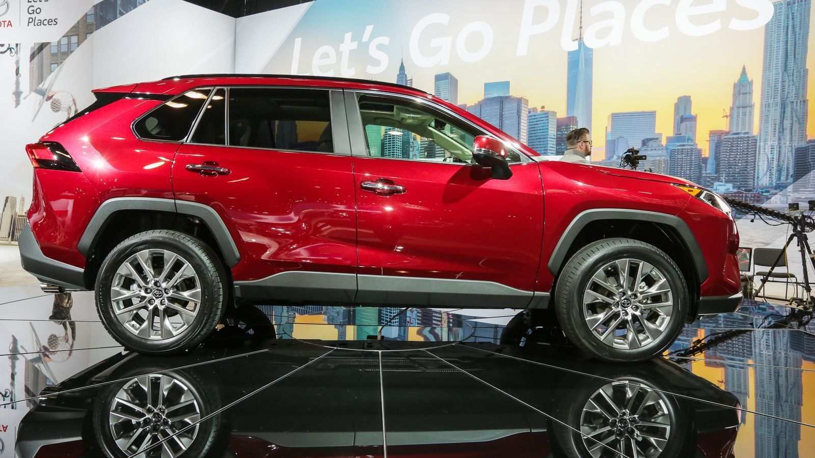 96 The When Do Toyota 2019 Come Out Pricing by When Do Toyota 2019 Come Out