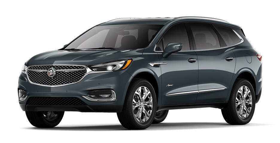 97 All New 2019 Buick Enclave Models Release Date And Specs Prices by 2019 Buick Enclave Models Release Date And Specs