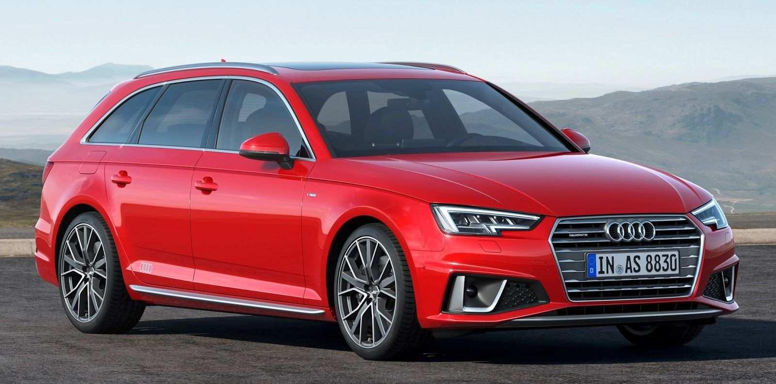 97 All New Linha Audi 2019 New Review First Drive with Linha Audi 2019 New Review