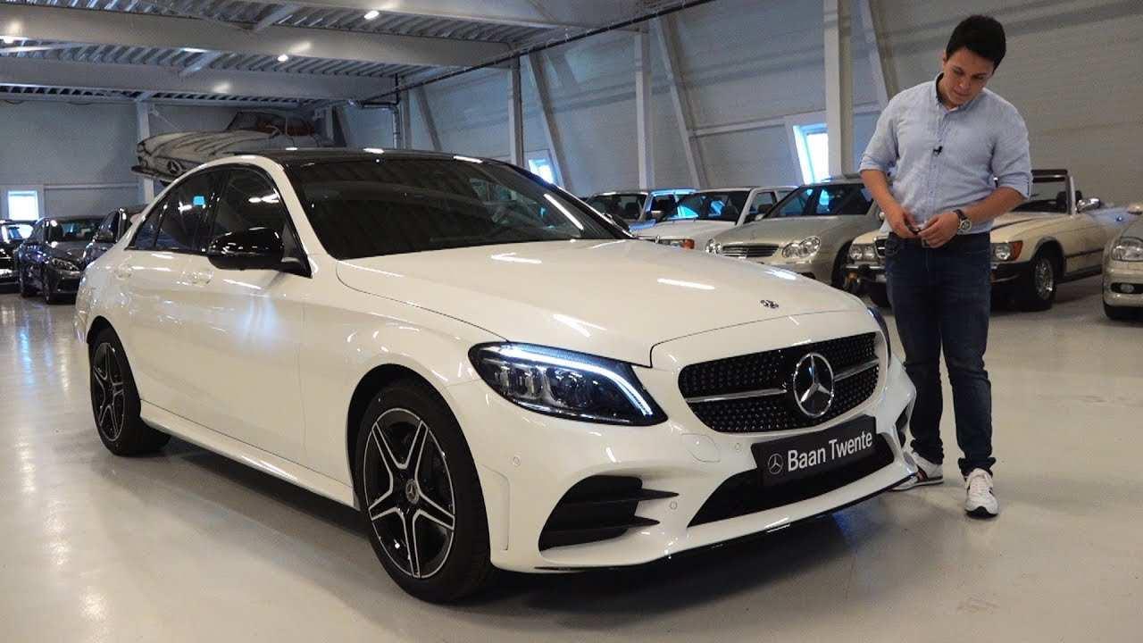 97 All New Mercedes Benz C Class Facelift 2019 New Concept by Mercedes Benz C Class Facelift 2019