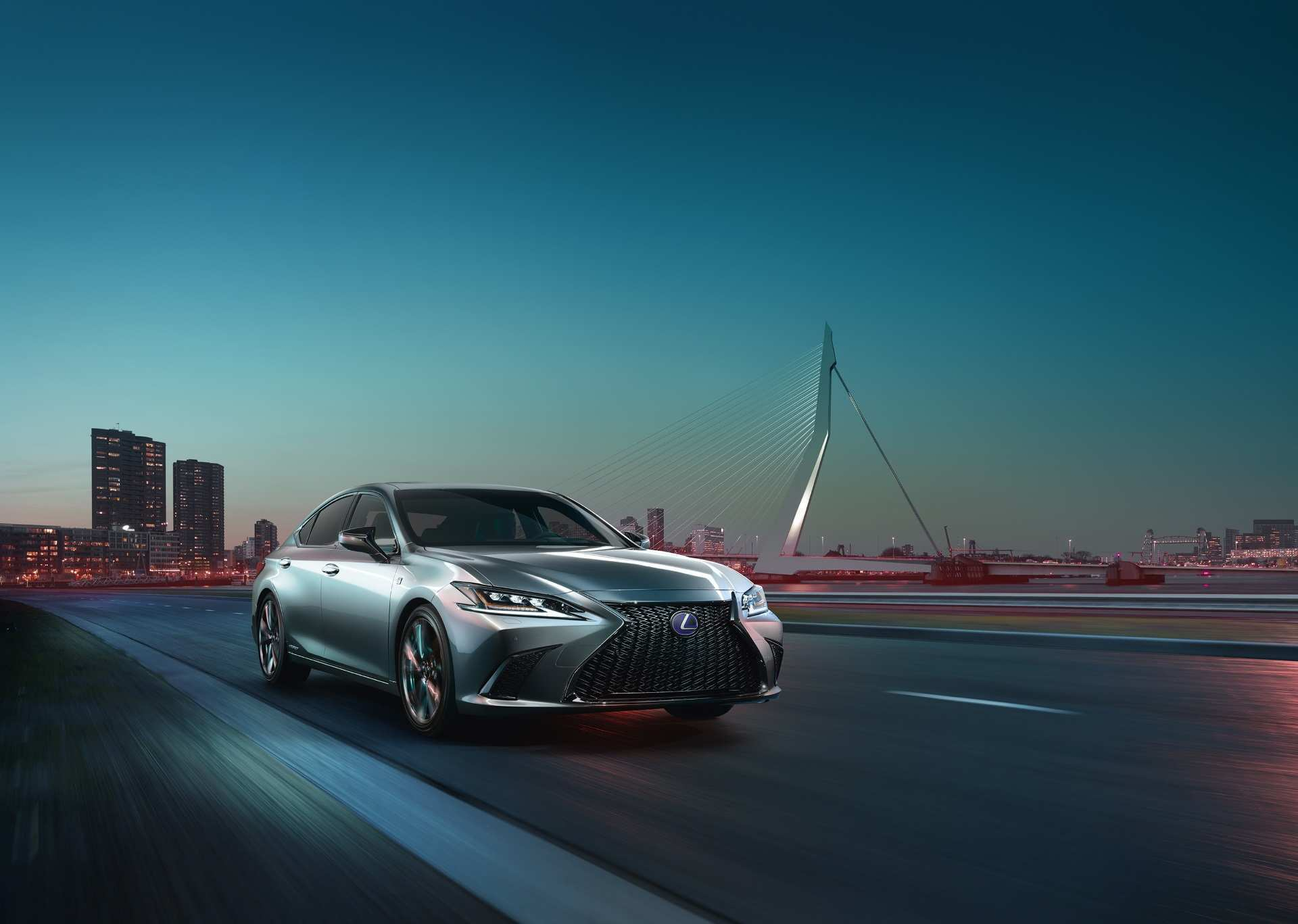97 All New New 2019 Lexus Plug In Hybrid Redesign Exterior with New 2019 Lexus Plug In Hybrid Redesign
