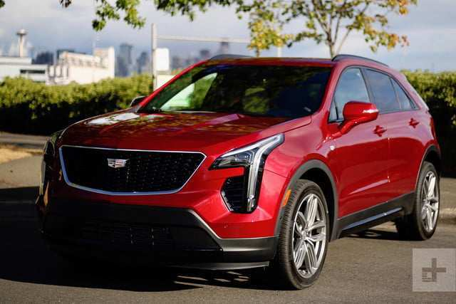 97 All New New Cadillac Xt4 2019 Images Engine Rumors by New Cadillac Xt4 2019 Images Engine