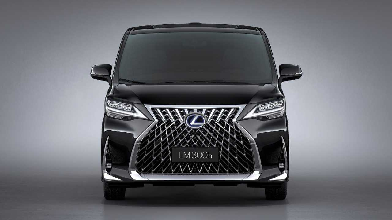 97 All New The 2019 Lexus Minivan New Review Release by The 2019 Lexus Minivan New Review