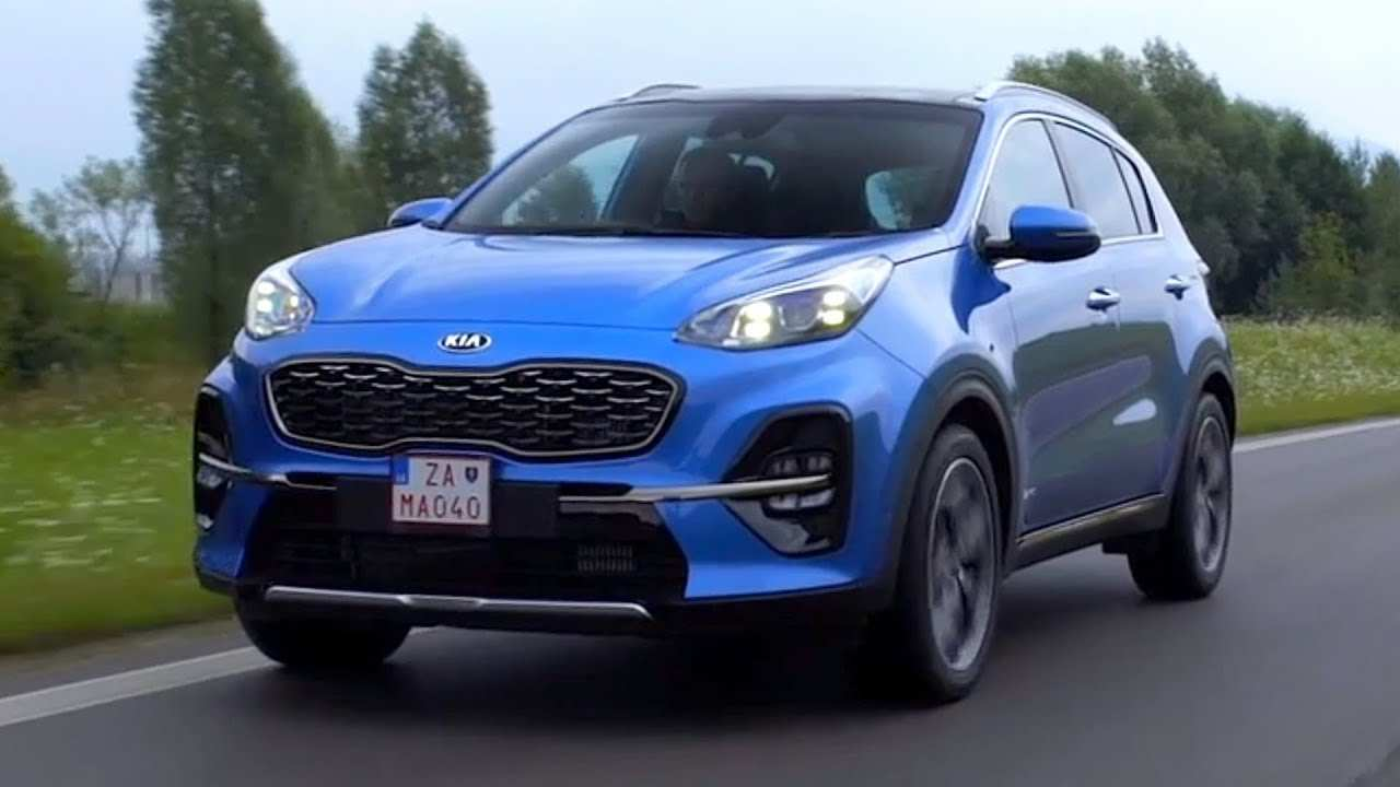 97 All New The Kia Sportage Gt Line 2019 Review And Specs Prices by The Kia Sportage Gt Line 2019 Review And Specs
