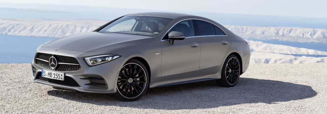 97 Best Review Mercedes 2019 Cls Model with Mercedes 2019 Cls