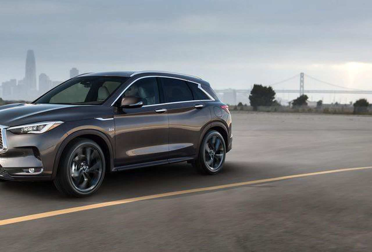 97 Best Review The Infiniti Qx50 2019 Black First Drive Specs for The Infiniti Qx50 2019 Black First Drive