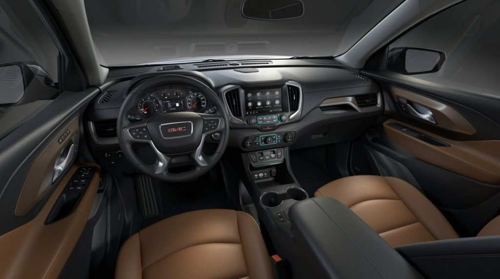 97 Concept of New Colors For 2019 Gmc Terrain Concept Redesign And Review Wallpaper for New Colors For 2019 Gmc Terrain Concept Redesign And Review