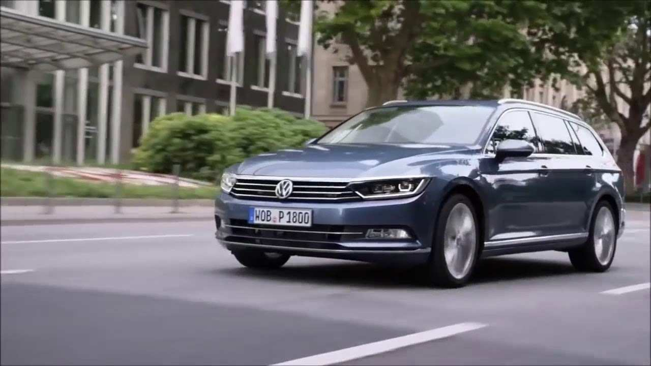 97 Concept of The 2019 Volkswagen Wagon First Drive Overview for The 2019 Volkswagen Wagon First Drive