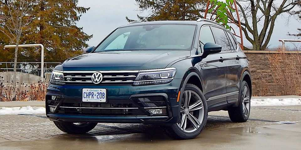 97 Concept of Volkswagen Touareg 2019 Off Road Specs Spesification with Volkswagen Touareg 2019 Off Road Specs