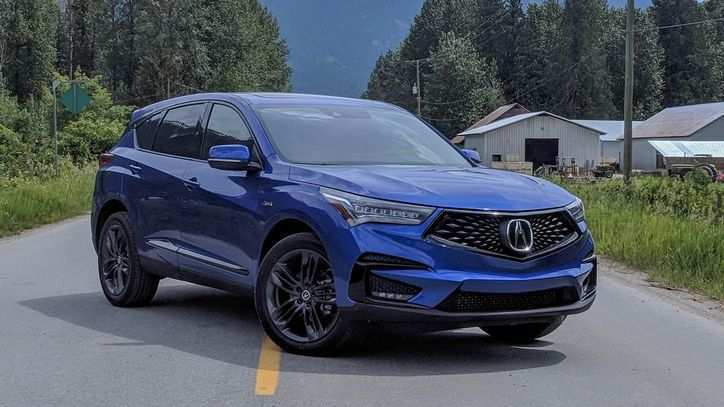 97 Gallery of The 2019 Acura Rdx Quarter Mile Price And Review Style for The 2019 Acura Rdx Quarter Mile Price And Review