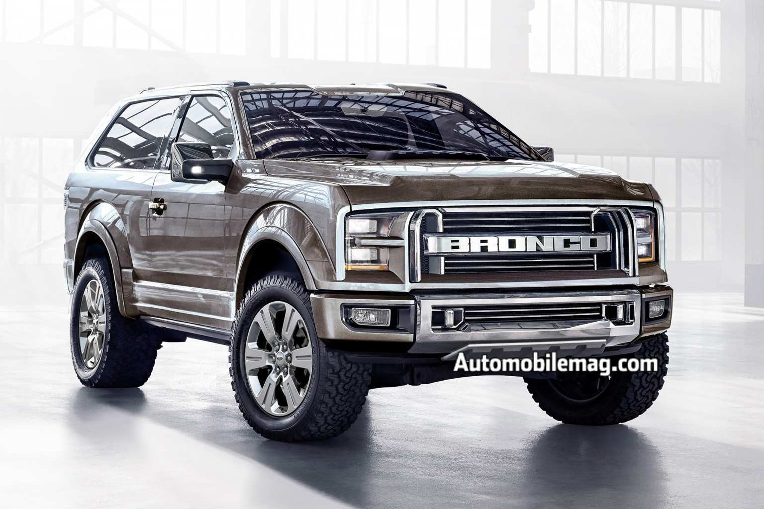 97 Gallery of The 2019 Ford Bronco Interior Review Photos for The 2019 Ford Bronco Interior Review