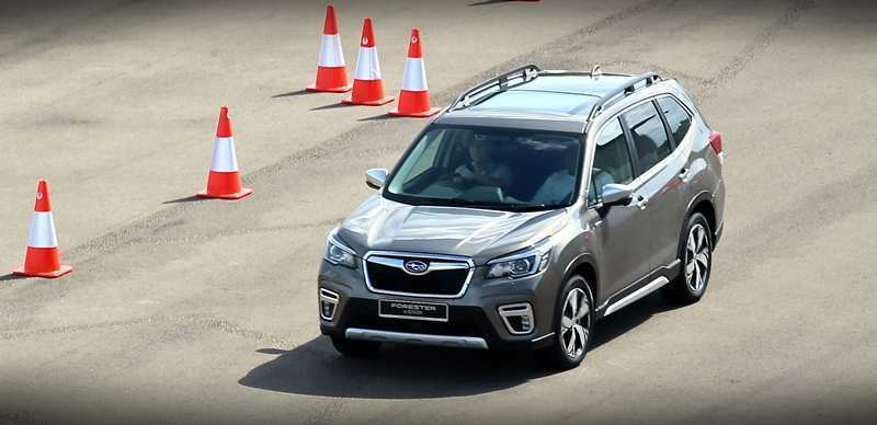 97 Great Subaru Forester 2019 Hybrid Redesign and Concept with Subaru Forester 2019 Hybrid