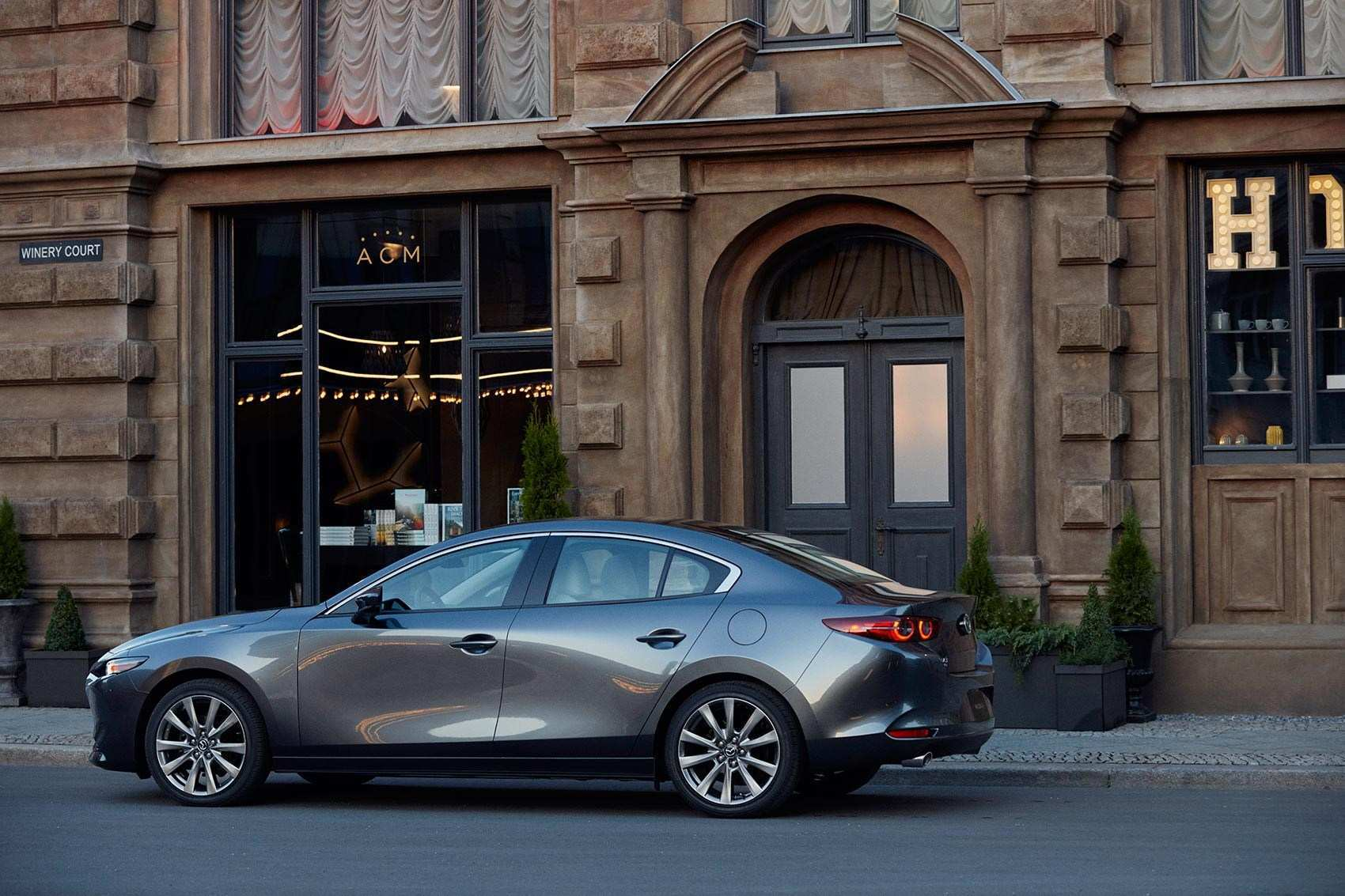 97 Great The Mazda 3 2019 Debut Exterior Style by The Mazda 3 2019 Debut Exterior