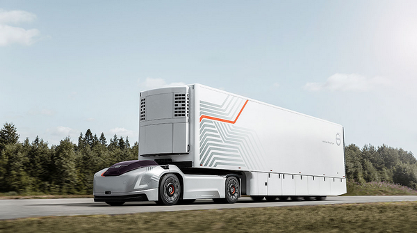 97 Great Volvo Electric Truck 2019 Redesign for Volvo Electric Truck 2019