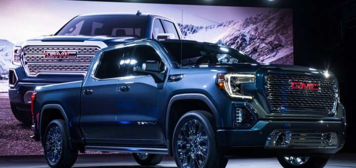 97 New New Gmc 2019 Sierra 1500 First Drive Photos with New Gmc 2019 Sierra 1500 First Drive