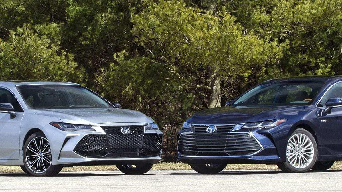 97 New New Lexus Vs Avalon 2019 Performance First Drive with New Lexus Vs Avalon 2019 Performance