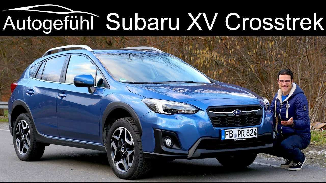 97 New The Subaru 2019 Crosstrek Overview Interior for The Subaru 2019 Crosstrek Overview
