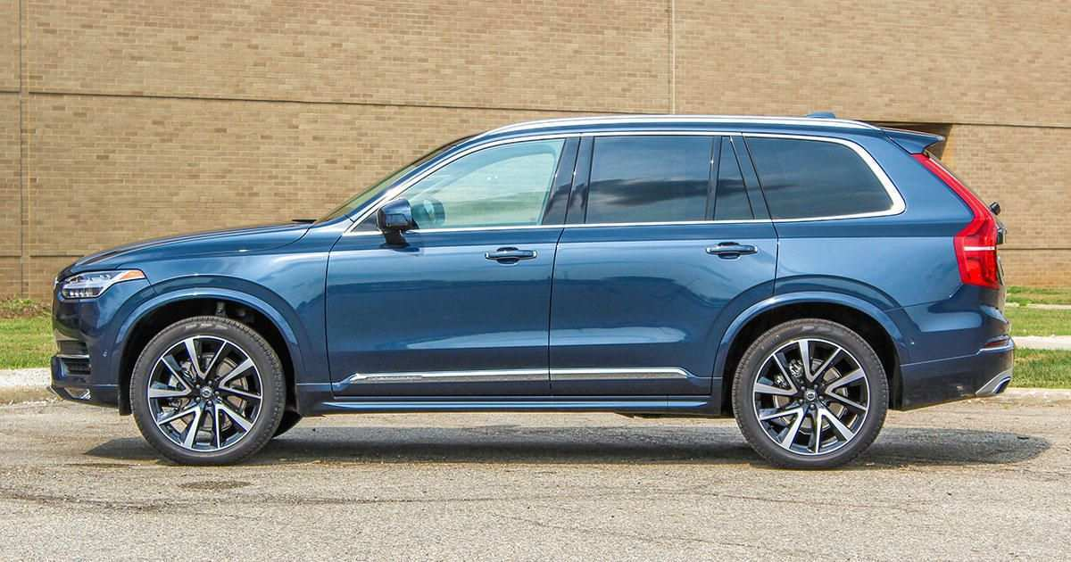 97 New Volvo Xc90 Facelift 2019 New Review with Volvo Xc90 Facelift 2019