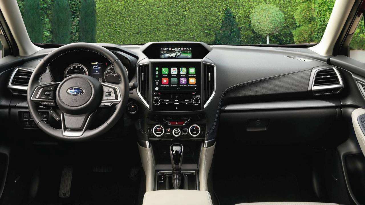 97 The Subaru 2019 Interior Redesign Research New by Subaru 2019 Interior Redesign