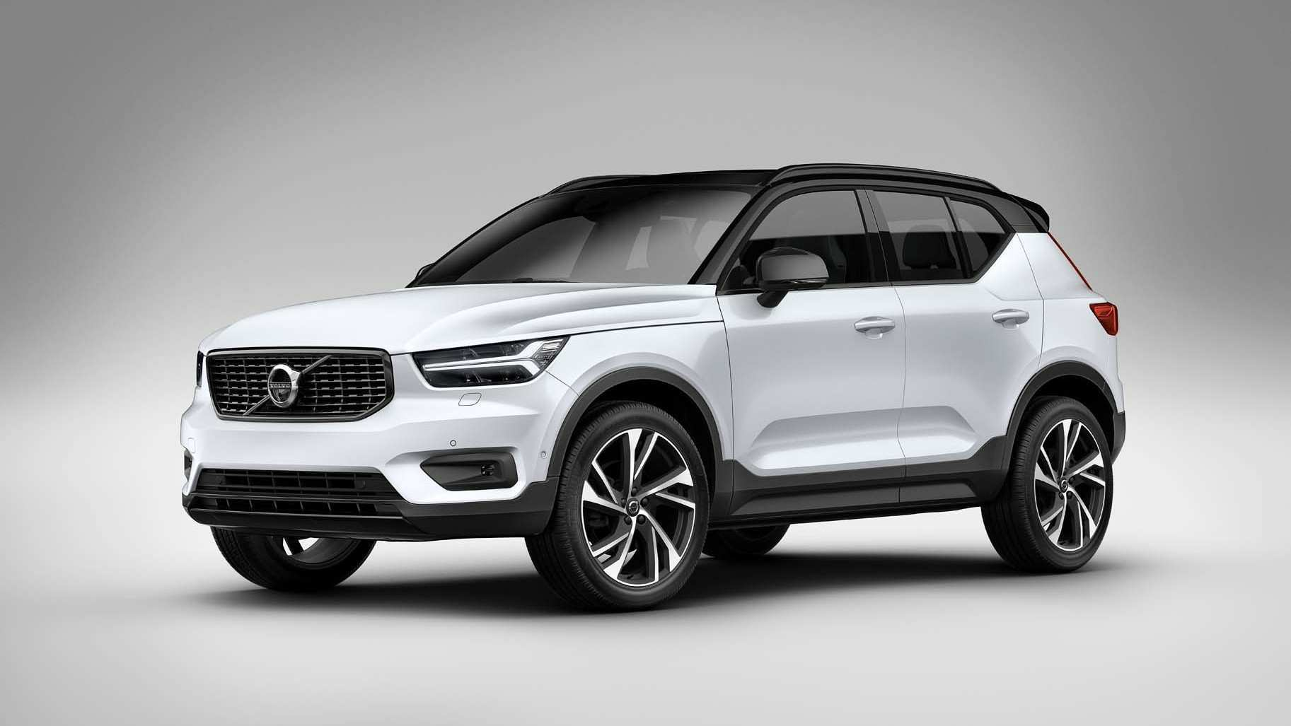 97 The The Volvo Suv 2019 First Drive Specs with The Volvo Suv 2019 First Drive