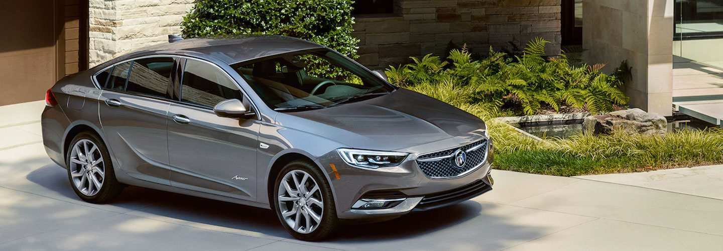 98 All New 2019 Buick Regal Avenir First Drive Model for 2019 Buick Regal Avenir First Drive