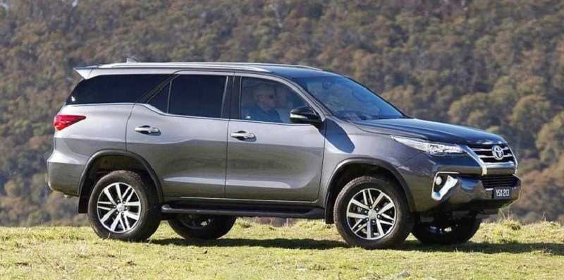 98 All New Fortuner Toyota 2019 Images for Fortuner Toyota 2019