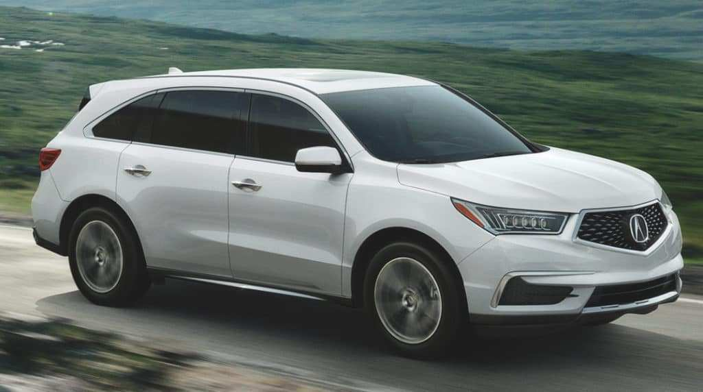 98 All New New Acura Mdx 2019 Updates First Drive Price for New Acura Mdx 2019 Updates First Drive