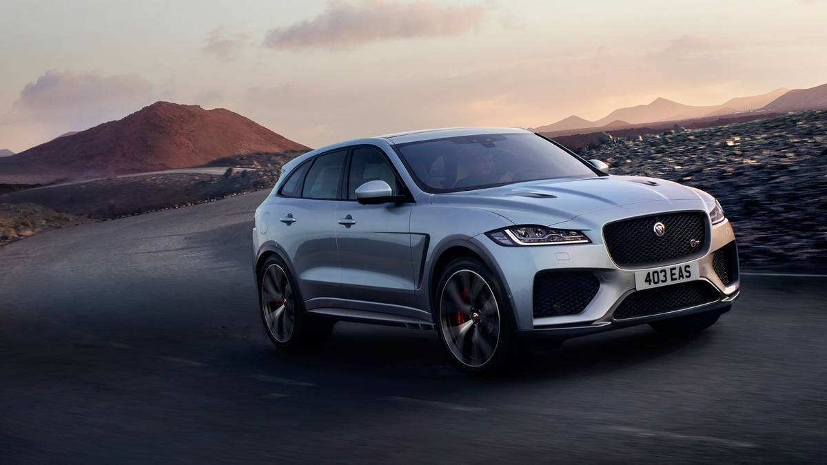 98 Best Review Jaguar Svr 2019 Concept for Jaguar Svr 2019