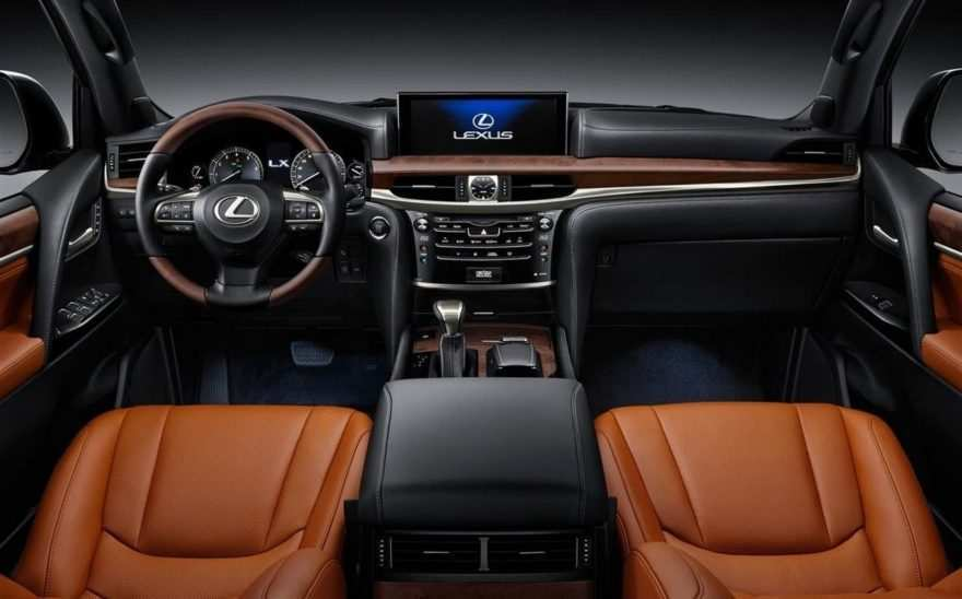 98 Best Review Lexus Lx 2019 Interior Price and Review for Lexus Lx 2019 Interior