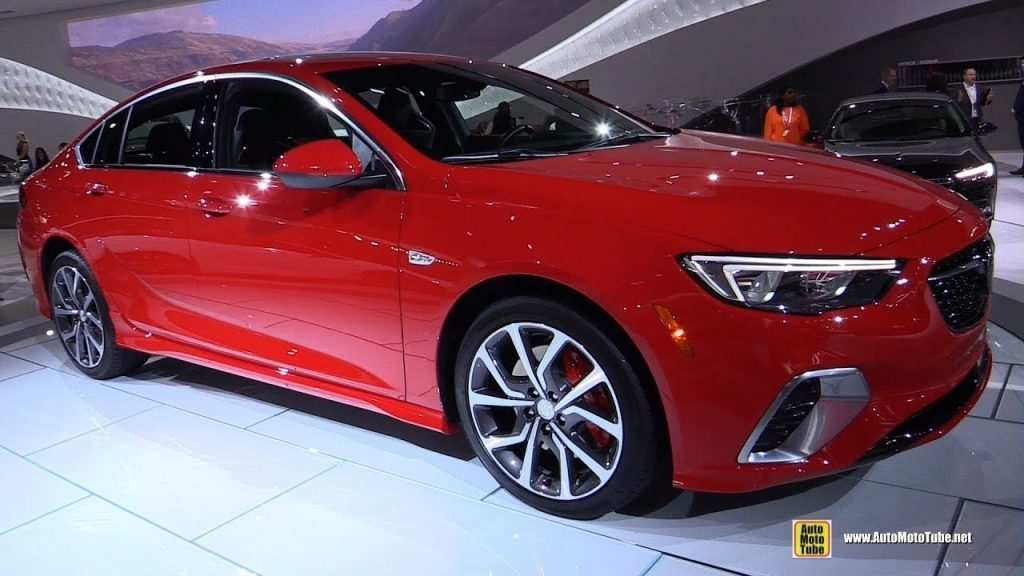 98 Best Review New 2019 Buick Regal Gs Review Specs Release by New 2019 Buick Regal Gs Review Specs