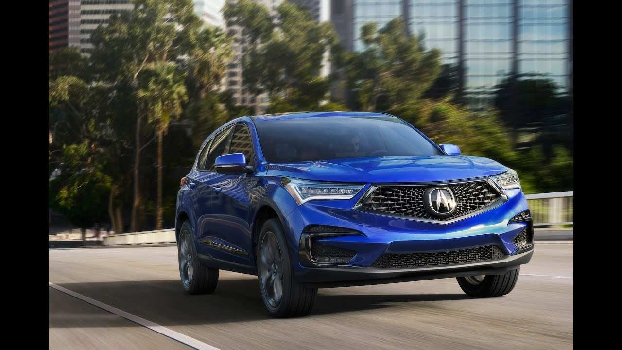 98 Best Review The Acura New Models 2019 Interior Exterior And Review Overview by The Acura New Models 2019 Interior Exterior And Review