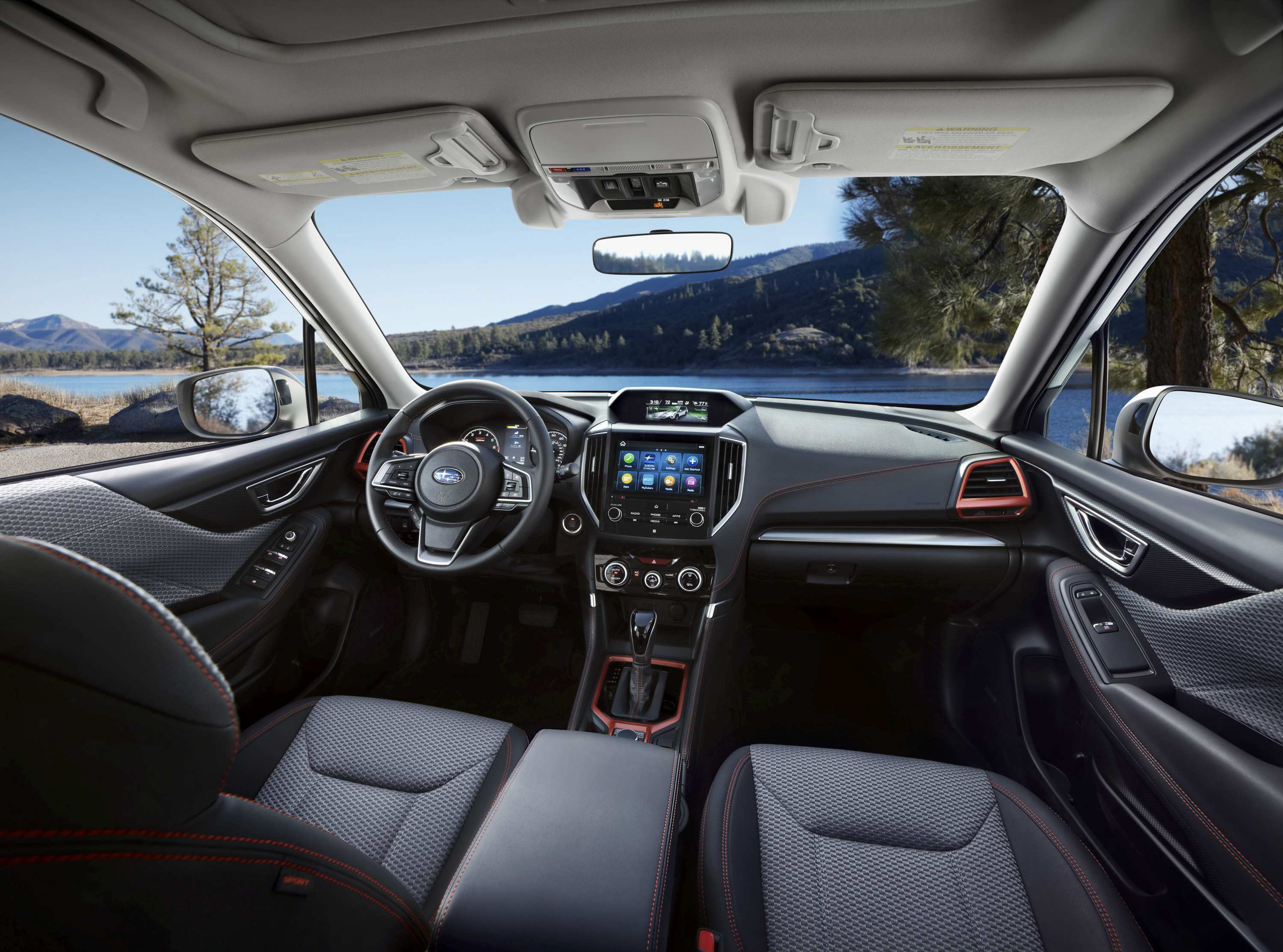 98 Best Review The Subaru 2019 Forester Specs Interior Performance and New Engine by The Subaru 2019 Forester Specs Interior