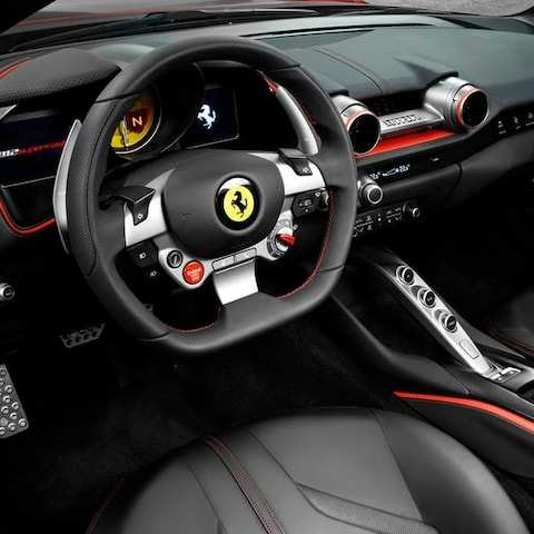 98 Concept of 2019 Ferrari Superfast Interior Spy Shoot with 2019 Ferrari Superfast Interior