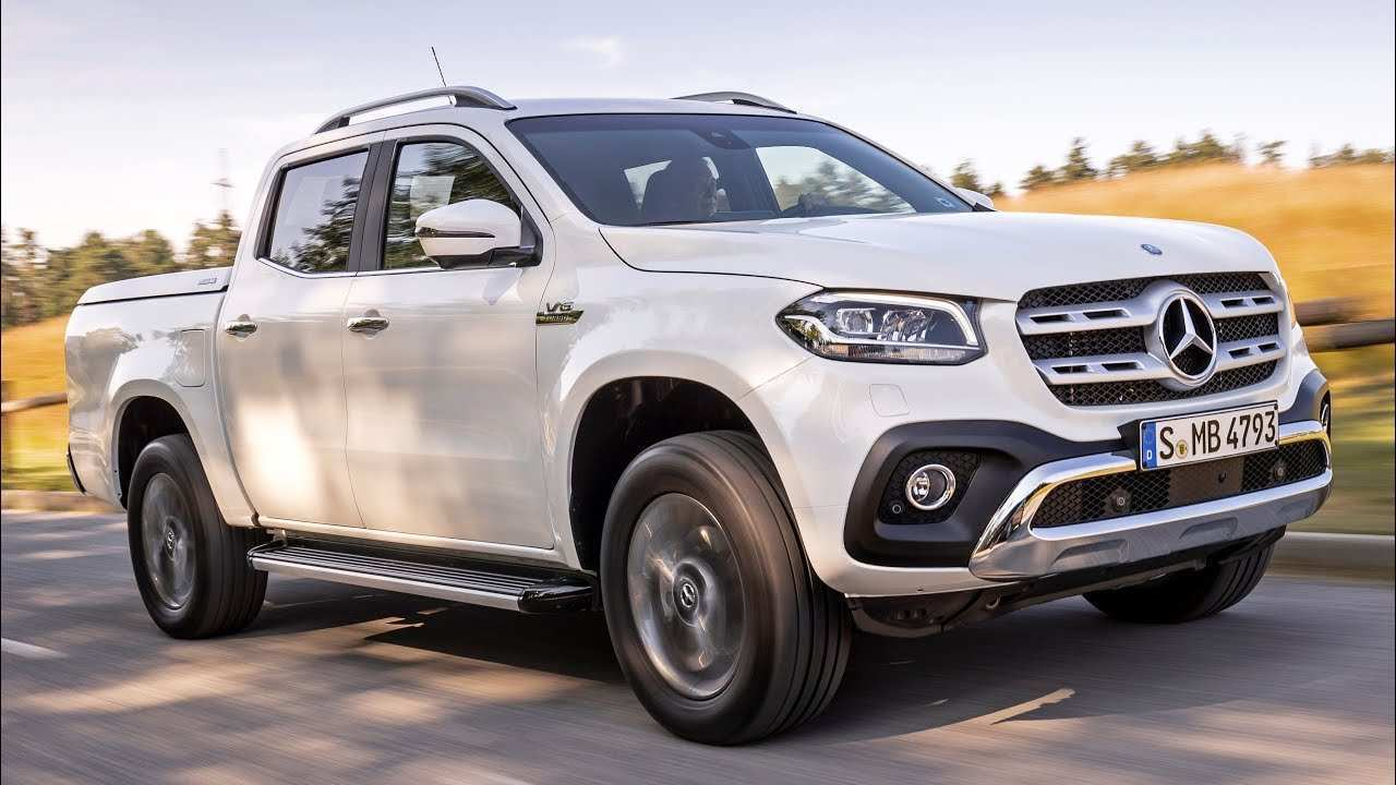 98 Concept of New 2019 Mercedes X Class Release Date And Specs Spy Shoot by New 2019 Mercedes X Class Release Date And Specs