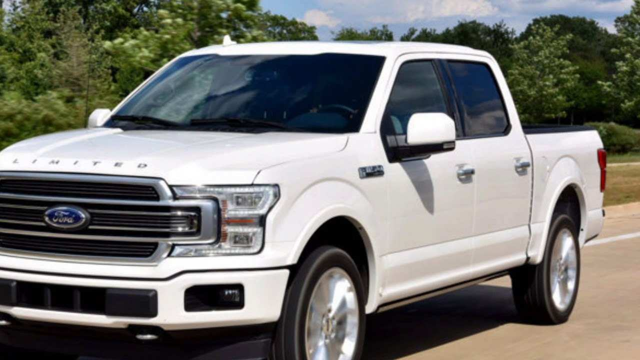 98 Gallery of Best Ford 2019 F 150 Colors Redesign Spesification by Best Ford 2019 F 150 Colors Redesign