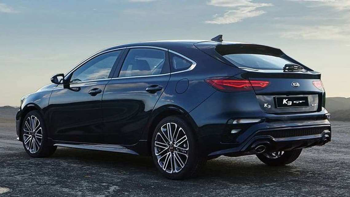 98 Gallery of Kia Cerato Hatch 2019 Spy Shoot with Kia Cerato Hatch 2019