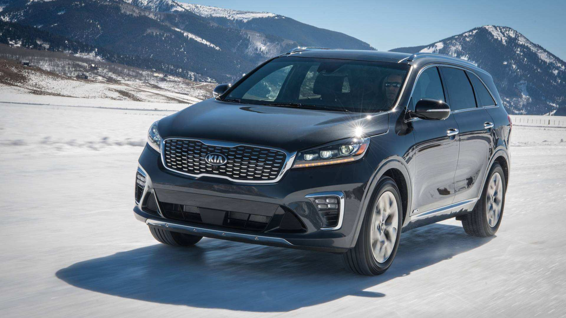 98 Gallery of New Kia Sorento 2019 Uk Specs Picture by New Kia Sorento 2019 Uk Specs