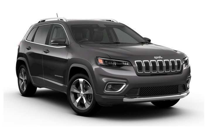 98 Great Best Jeep 2019 Jeep Cherokee Spesification Interior for Best Jeep 2019 Jeep Cherokee Spesification