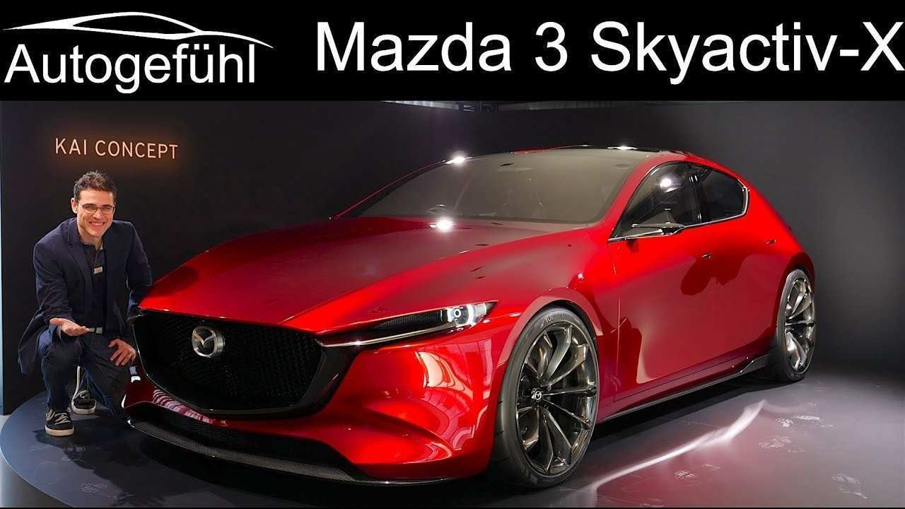 98 Great Best Mazda 2019 Hatch Specs First Drive for Best Mazda 2019 Hatch Specs