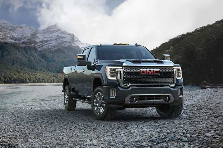 98 Great New Release Of 2019 Gmc Sierra Redesign New Review for New Release Of 2019 Gmc Sierra Redesign