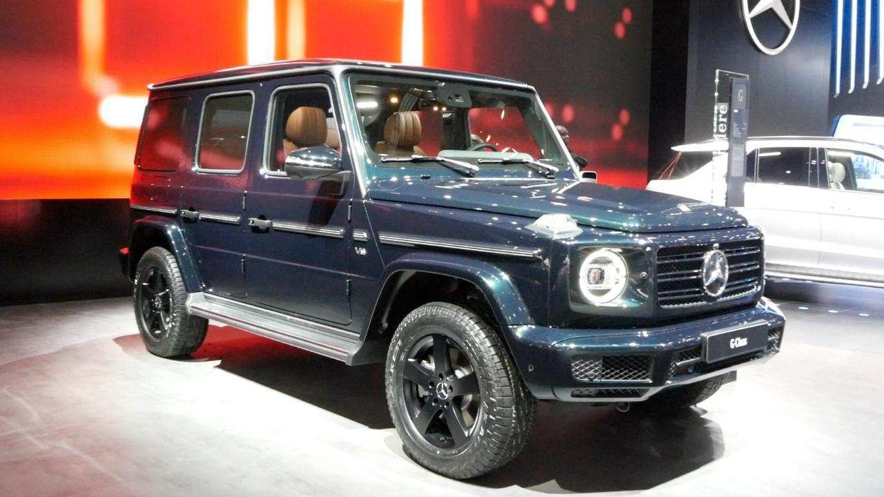 98 Great The Mercedes G 2019 Price Model with The Mercedes G 2019 Price