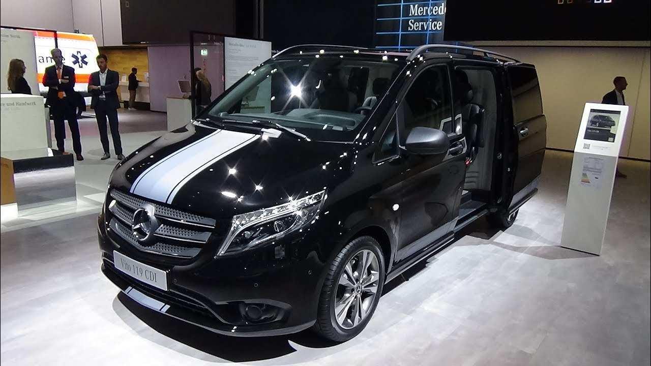98 New Mercedes Vito 2019 Release for Mercedes Vito 2019