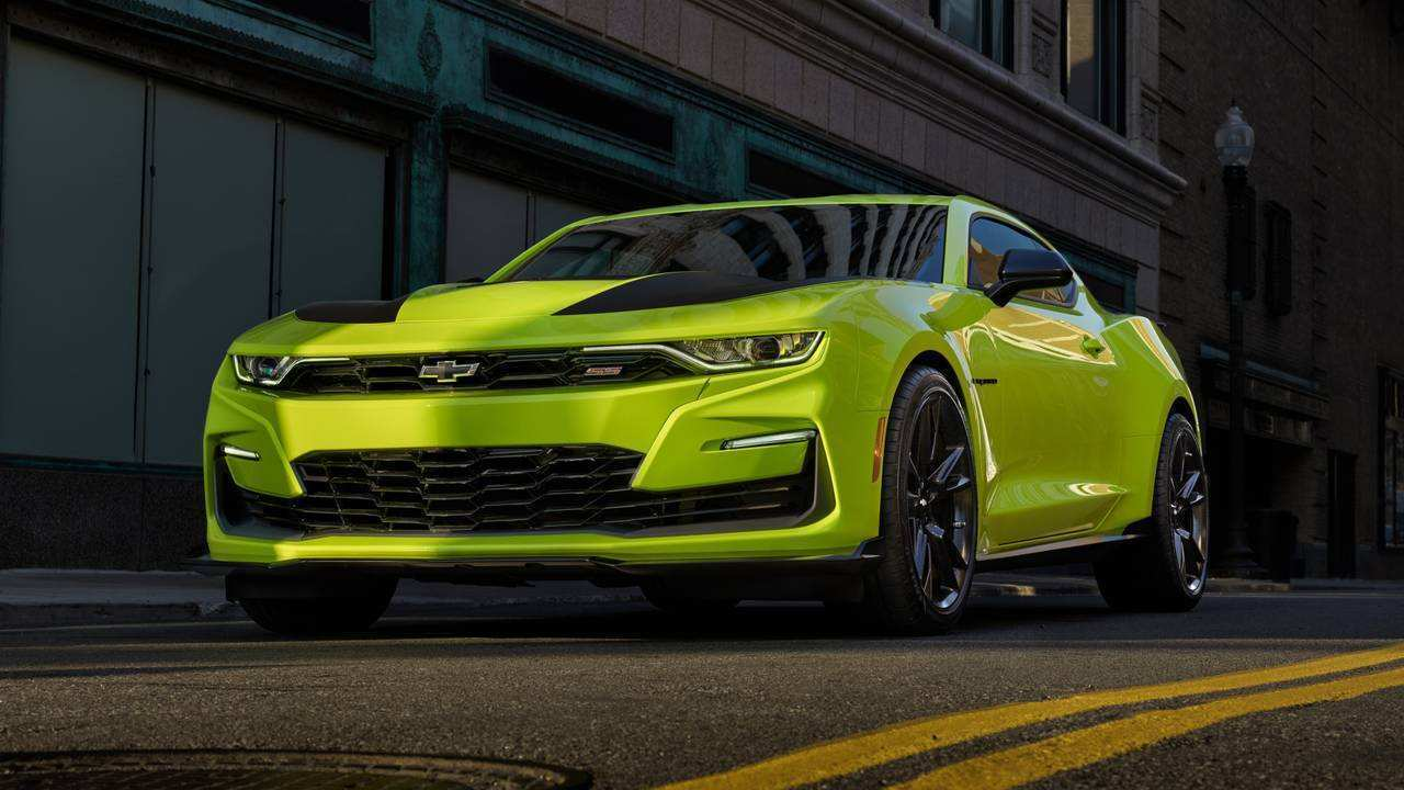 98 New The 2019 Chevrolet Camaro Yellow Exterior Configurations by The 2019 Chevrolet Camaro Yellow Exterior