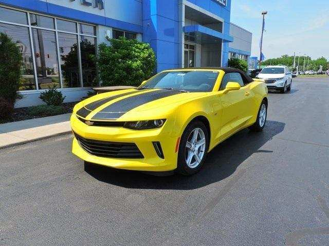98 New The 2019 Chevrolet Camaro Yellow Exterior Picture by The 2019 Chevrolet Camaro Yellow Exterior