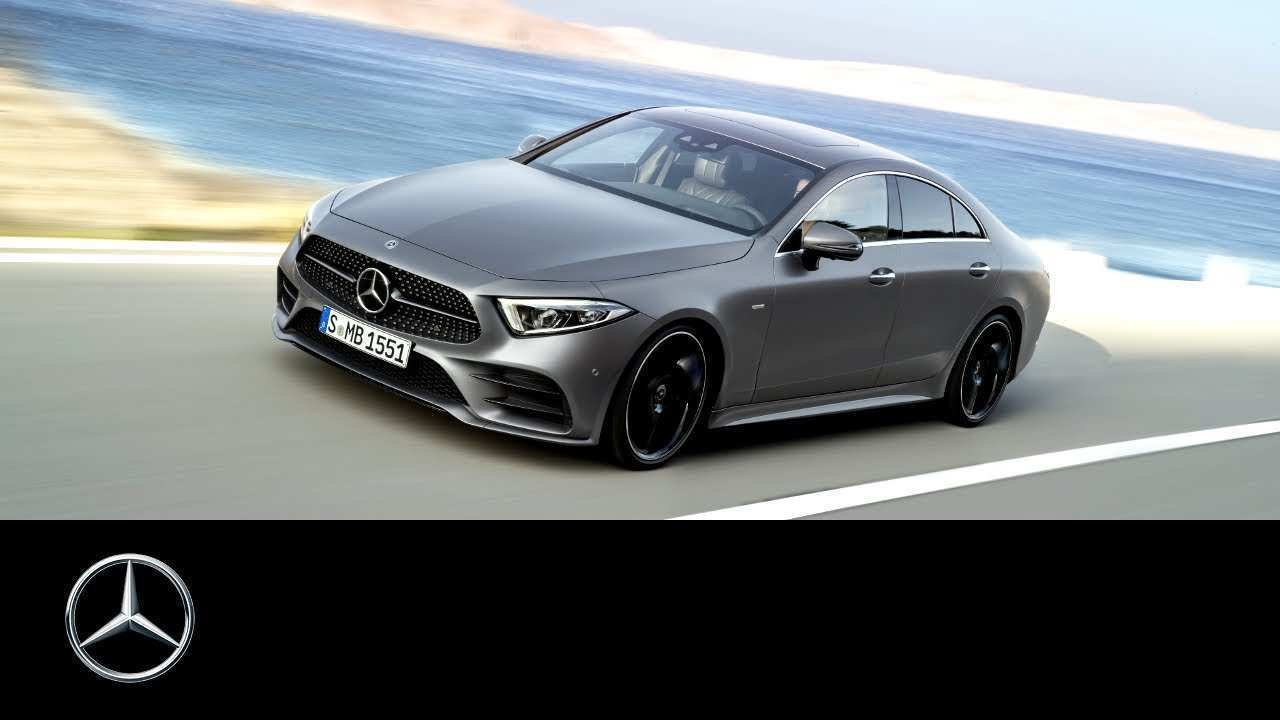 98 The New Mercedes Cls 2019 Youtube Interior Price and Review with New Mercedes Cls 2019 Youtube Interior