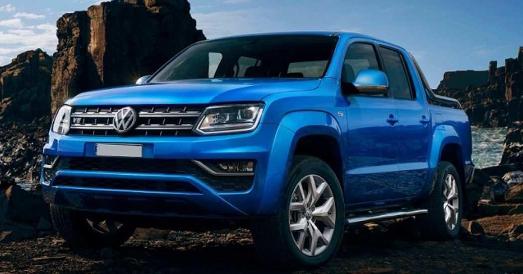 98 The New Volkswagen Amarok 2019 Release by New Volkswagen Amarok 2019