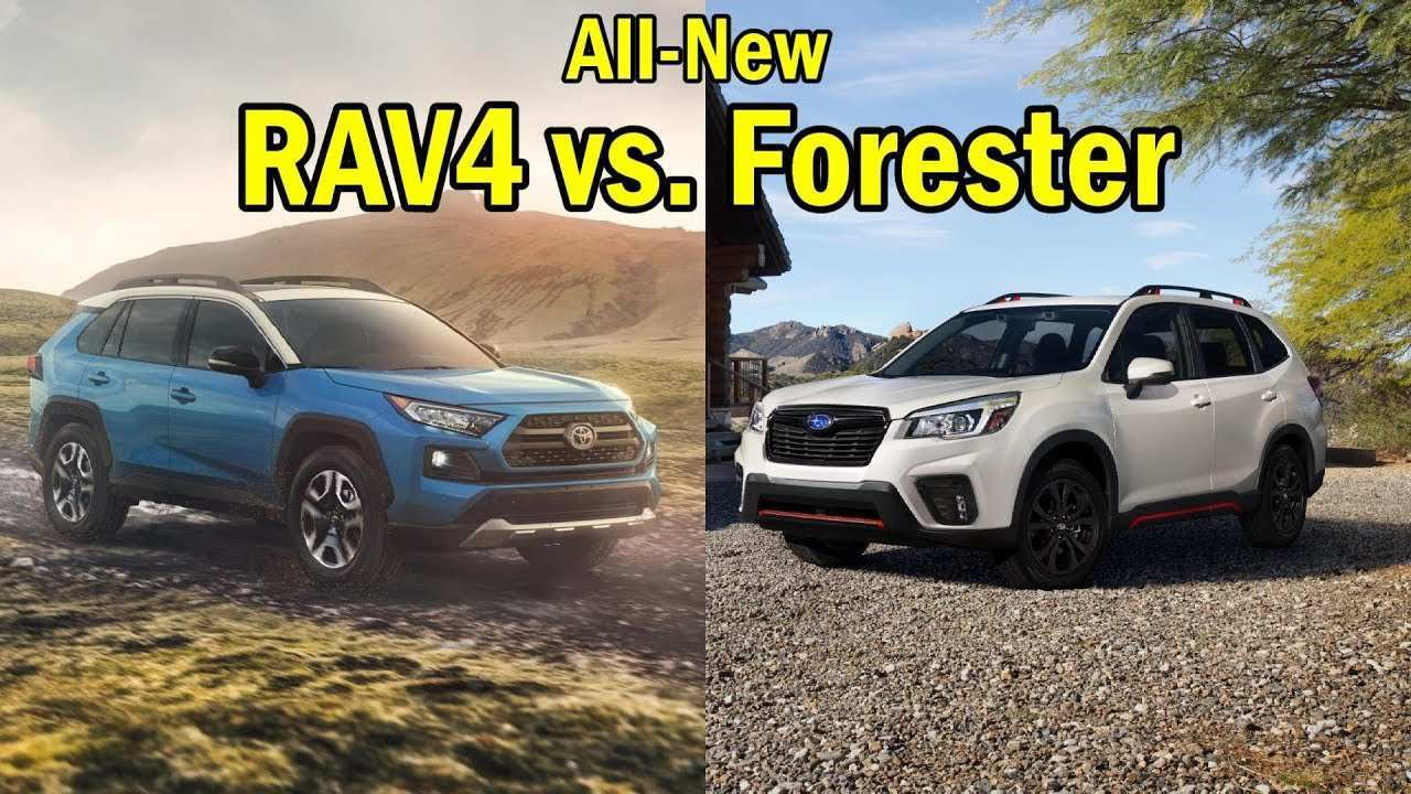 98 The The 2019 Subaru Forester Vs Jeep Cherokee Review Interior with The 2019 Subaru Forester Vs Jeep Cherokee Review